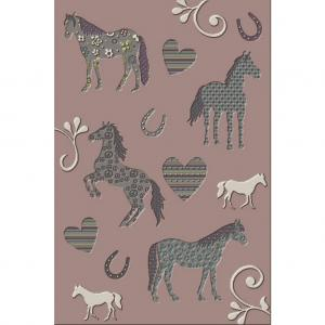 Detský Koberec Horse Love