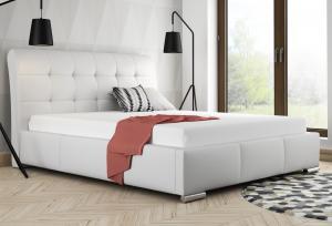 Čalúnená posteľ BERAM, 200x200, madryt 120