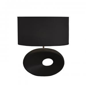 Stolná lampa QENNY TYP 10 čierna Tempo Kondela