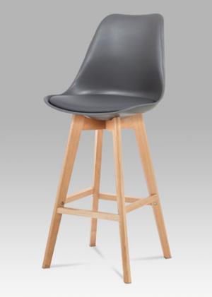 Barová stolička CTB-801 Autronic šedá