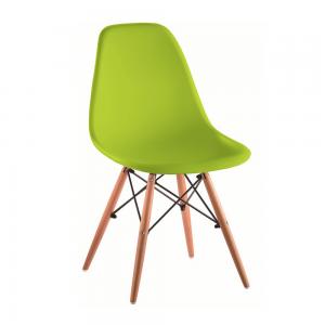 Jedálenská stolička CINKLA 3 NEW Tempo Kondela Zelená