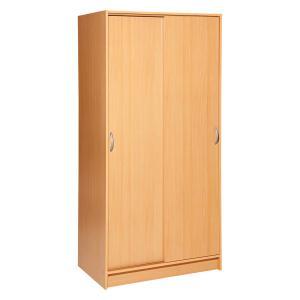 Skriňa s posuvnými dverami BEST buk