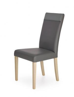Jedálenská stolička NORBERT Halmar Sivá