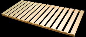 MASIV v ráme latkový rošt 90x200 cm