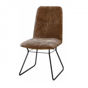 Jedálenská stolička ALMIRA Tempo Kondela Hnedá