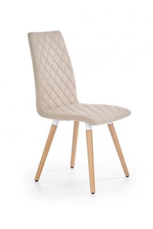 Jedálenská stolička K282 Halmar Béžová