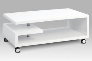 Konferenčný stolík AHG-618 WT biela 115 x 60 Autronic