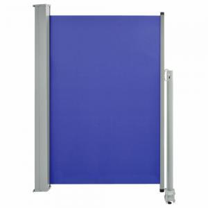 Zaťahovací bočné markíza 120 x 300 cm Dekorhome Modrá