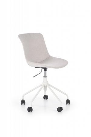 Detská otočná stolička DOBLO Halmar Béžová