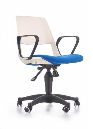 Detská pracovná stolička JUMBO Halmar Modrá