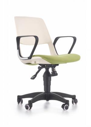Detská pracovná stolička JUMBO Halmar Limetková