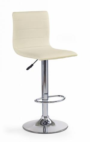 Barová stolička H-21 Halmar Krémová