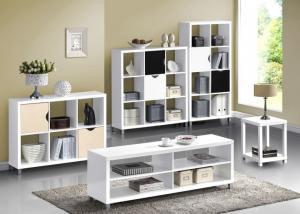 TEMPO KONDELA Tofi New obývacia izba biela