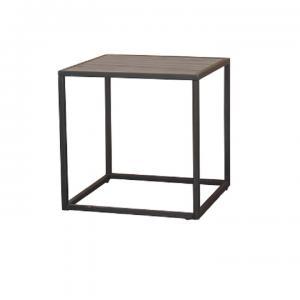 TEMPO KONDELA Jakim Typ 1 príručný stolík dub / čierna