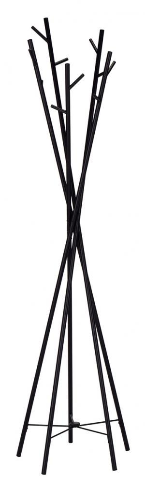 HALMAR W35 vešiak čierna