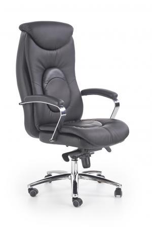 HALMAR Quad kancelárske kreslo s podrúčkami čierna