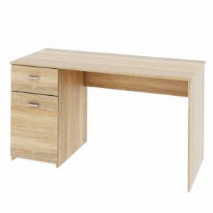 TEMPO KONDELA Bany pc stôl dub sonoma