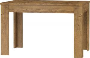 MEBLOCROSS Maximus MXS-35 rozkladací jedálenský stôl dub burgundský