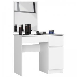 ArtTrO Toaletný stolík so zrkadlom Cepelia CLP P-2