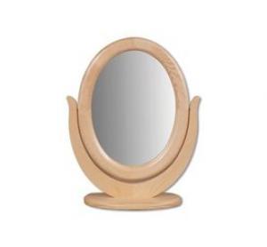 Drewmax Zrkadlo - masív LT105 | borovica Farba: Jelša