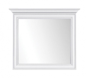 BRW Zrkadlo Idento LUS/90 Farba: biely