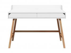 ArtBel Písací stolík Lotta Farba: Biela