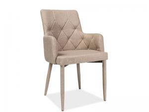 Signal Jedálenská stolička RICARDO Farba: Béžová