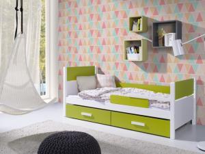 ArtBed Detská posteľ Aurora Prevedenie: Borovica prírodná