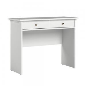 TEMPO KONDELA Paris konzolový stolík biela
