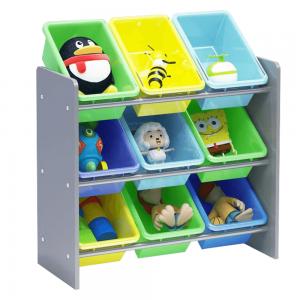 Regál na hračky KIDO TYP 3 Tempo Kondela