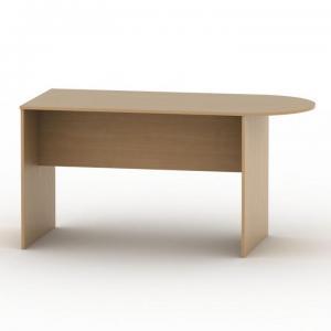 Kancelársky stôl s oblúkom TEMPO AS NEW 022 Tempo Kondela Buk