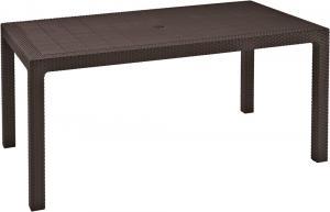 Záhradný stôl MELODY Keter Hnedá