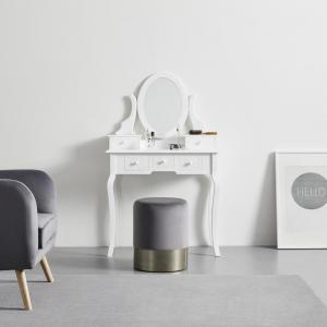 kozmetický stolík Rosalia Šírka 80cm