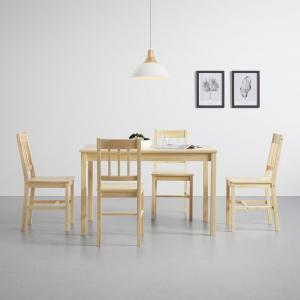 stolová súprava Amira Prírodná