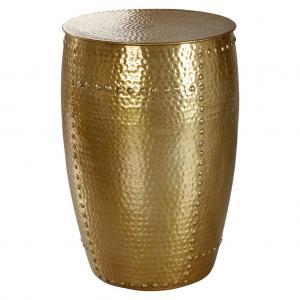 Príručný stolík Pedro Zlatý